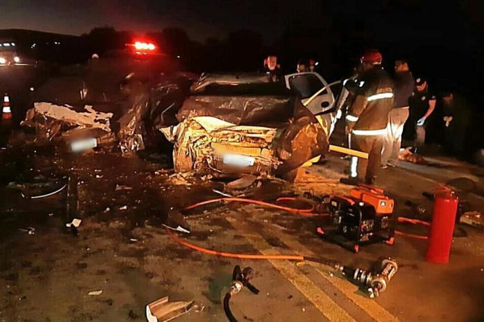 Acidente na BR-386, na madrugada de sexta-feira, causou a morte de seis pessoas